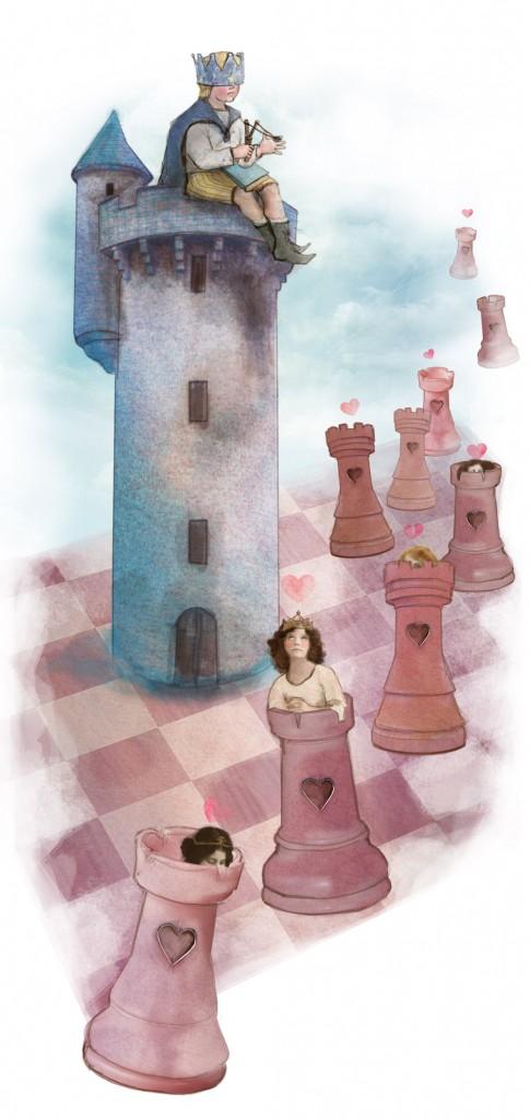 Stormenderland - De prins die niet wou trouwen