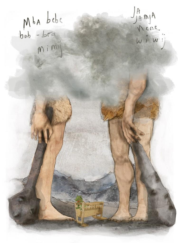 Stormenderland - Hoor de reuzen spreken