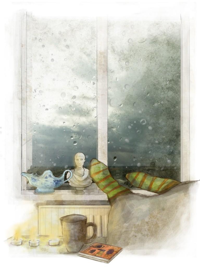 Stormenderland - Het weer mee