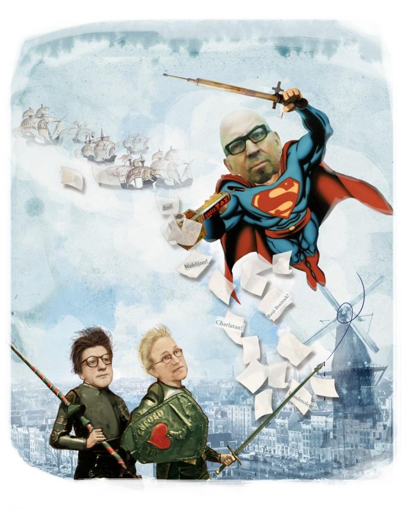 Stormenderland - Superman