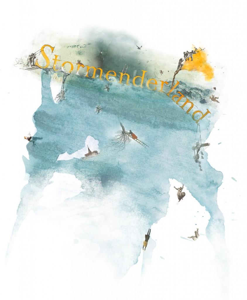 Stormenderland - Mijn strijd