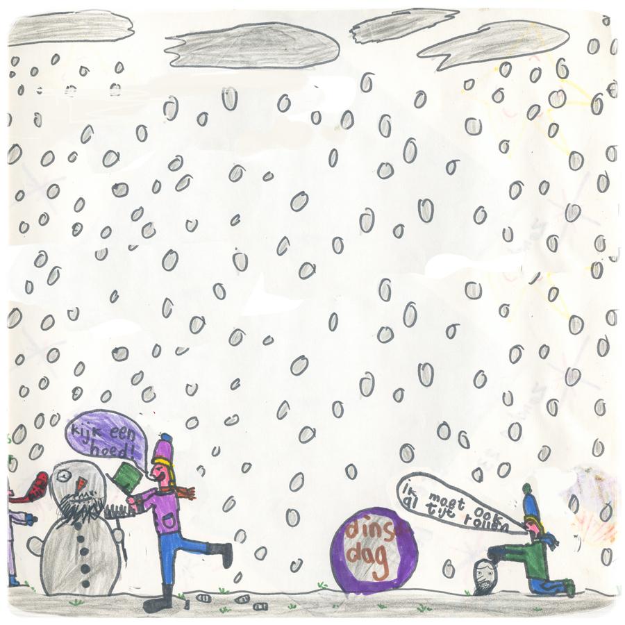 Stormenderland - Het sneeuwt